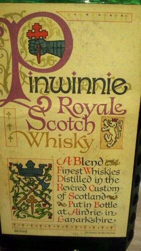 Pinwinnie Royal Scotch Whisky (1/4)
