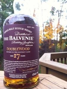 The Balvenie 17 year Doublewood