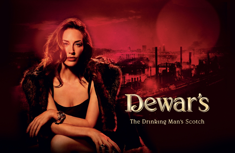 Dewar's 18 Year Old Double Aged Blended Whisky Review (2/3)