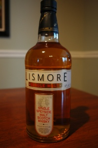 Lismore Single Malt