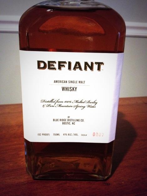 Defiant Whisky